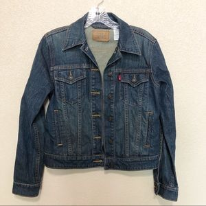 LEVI'S Denim Jean Jacket